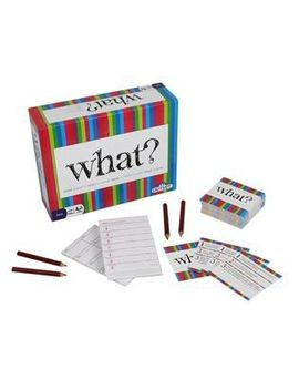 party-game---what---original-edition---the-ultimate-laugh-out-loud-board-game by outset-media