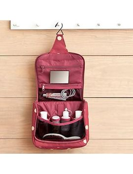 hanging-toiletry-organizer-by-reisenthel® by container-store