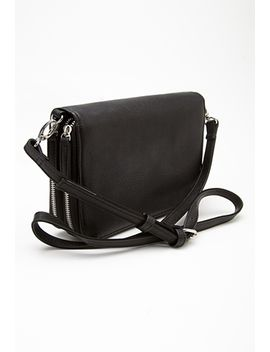 faux-leather-crossbody by forever-21