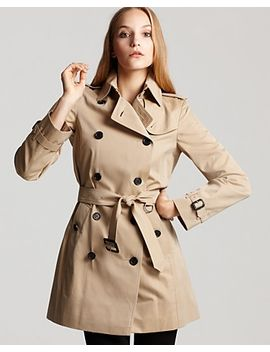 buckingham-trench-coat by burberry