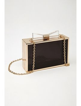 see-through-box-clutch by forever-21