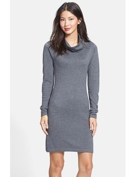 cowl-neck-sweater-dress by tart