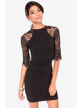 bb-dakota-princeton-black-lace-dress by bb-dakota