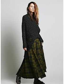 sienna-plaid-maxi-skirt by free-people