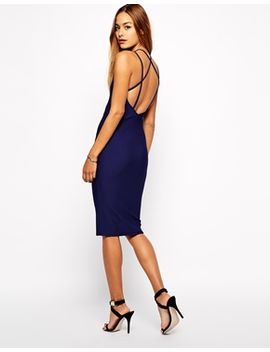 oh-my-love-midi-bodycon-dress-with-low-back by oh-my-love