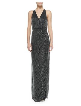 theron-sleeveless-beaded-halter-neck-gown by parker
