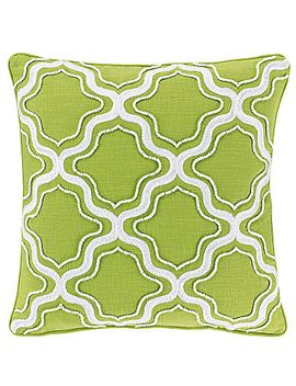 happy-chic-by-jonathan-adler-charlotte-square-fishnet-decorative-pillow by jonathan-adler-charlotte-square-fishnet-decorative-pillow
