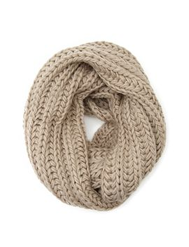 chunky-knit-infinity-scarf by forever-21