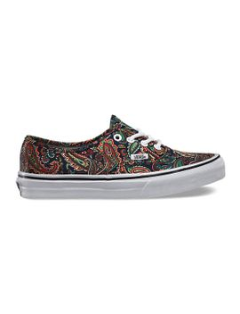 paisley-authentic by vans
