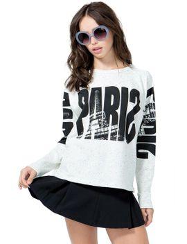simply-paris-sweatshirt by agaci