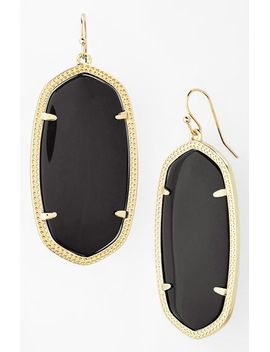 danielle---large-oval-statement-earrings by kendra-scott
