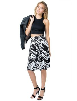 not-so-wild-zebra-midi by agaci
