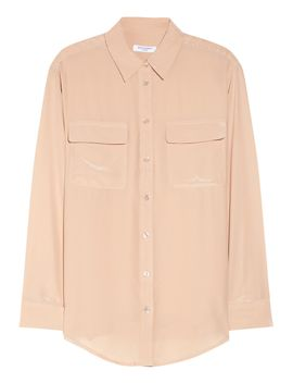 signature-washed-silk-shirt by equipment