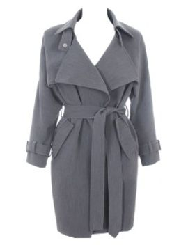 gray-lapel-waisted-trench-coat-with-belt by choies