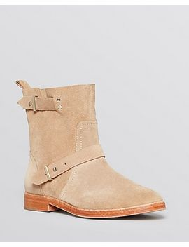 flat-moto-boots---hoxton by joie