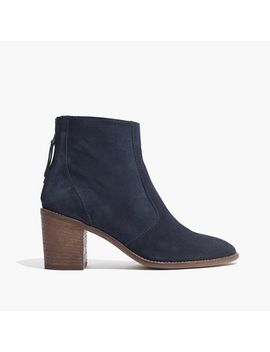 the-ames-boot-in-suede by madewell