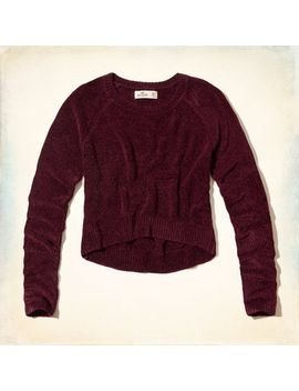 clobberstones-chenille-sweater by hollister