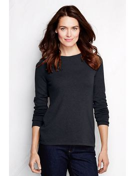 womens-classic-cashmere-pullover-sweater by lands-end