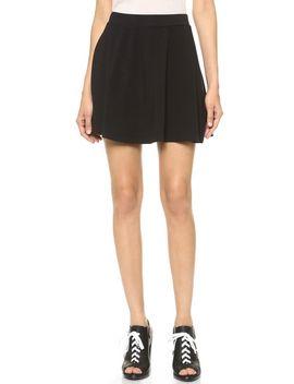 brita-miniskirt by velvet