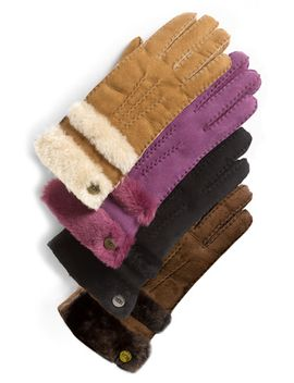 australia-classic-genuine-shearling-gloves by ugg®