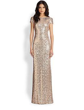 sequin-gown by badgley-mischka