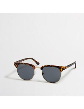 retro-frame-sunglasses by jcrew