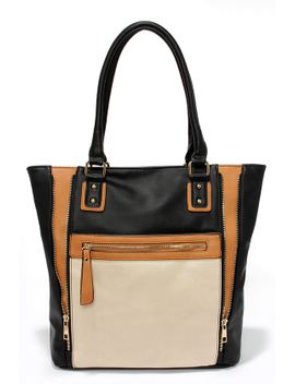 totes-chic-black-color-block-tote by lulus