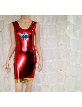 iron-man-bodycon-tank-dress-cosplay-costume-adult-all-sizes-mtcoffinz by mtcoffinz