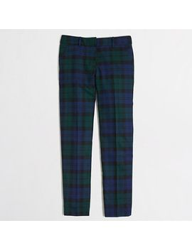 skimmer-pant-in-plaid by jcrew