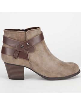city-classified-bevan-womens-booties by tillys