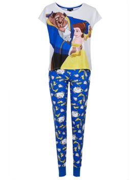 beauty-and-the-beast-pj-set by topshop