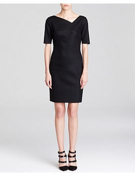 dillon-asymmetric-neck-dress by elie-tahari