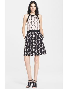 cutaway-a-line-dress by 31-phillip-lim