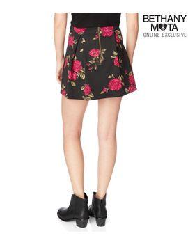 floral-skater-skirt by aeropostale