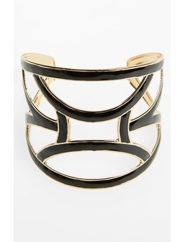 enamel-cuff by guinevere
