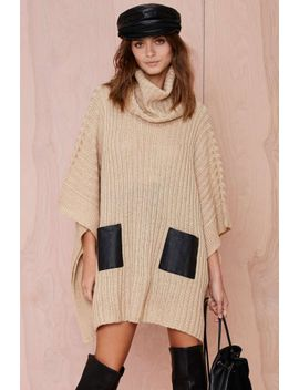 nasty-gal-day-tripper-turtleneck-poncho by nasty-gal