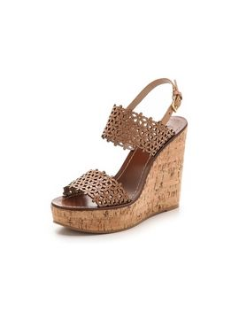 daisy-perforated-wedge-sandals by tory-burch