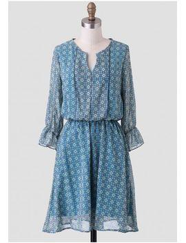 sardinia-coast-printed-dress by ruche