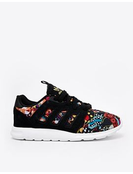 adidas-originals-x-farm-black-print-sneakers by adidas