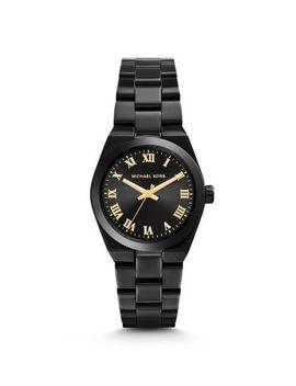 channing-black-tone-watch by michael-kors