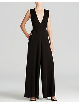 alice-+-olivia-jumpsuit by londyn-sheer-panel-wide-leg