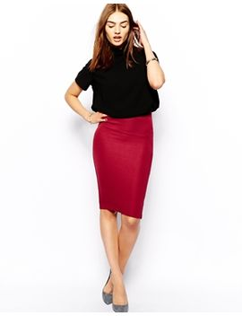warehouse-longer-line-tube-skirt by warehouse