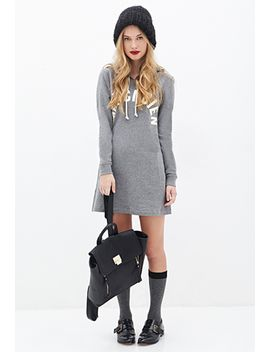 merci-bien-hooded-dress by forever-21