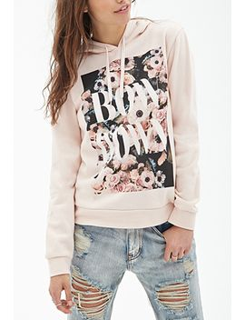bow-down-hoodie by forever-21