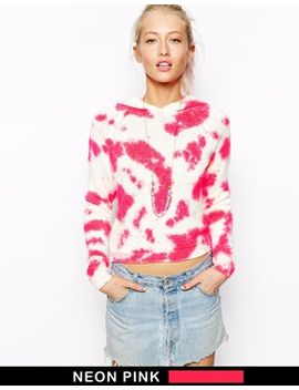 asos-hoodie-in-tie-dye by asos-collection