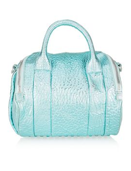 the-outnetrockie-metallic-textured-leather-tote by alexander-wang