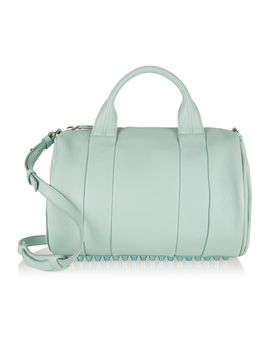 the-outnetrocco-textured-leather-tote by alexander-wang