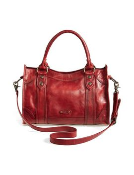 melissa-washed-leather-satchel by frye
