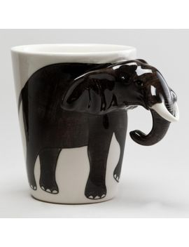 elephant-mug by world-market