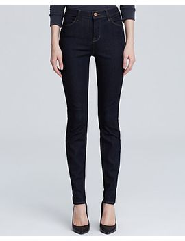 maria-high-rise-skinny-jeans-in-afterdark by j-brand